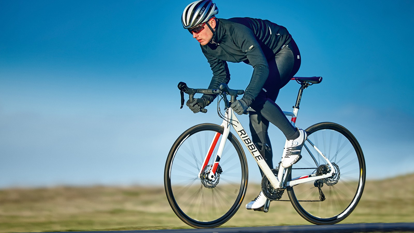The Ribble's geometry lends itself well to speed