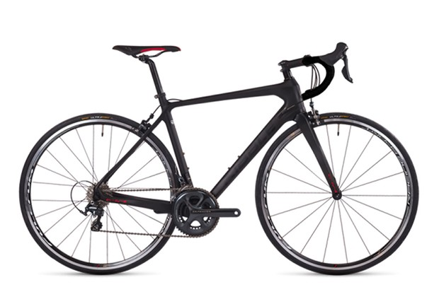 Ribble R872 Black 105 Fulcrum SE