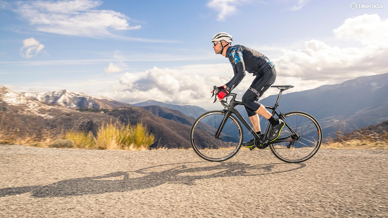 Ribble has increased stiffness everywhere on the R872