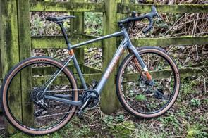 Ribble's new CGR AL e electric bike