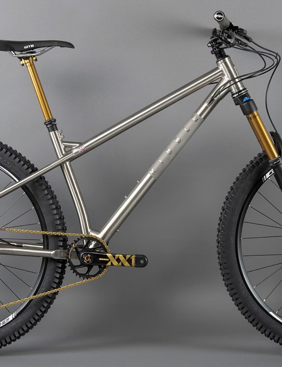 Ribble's prototype HT/650/Ti hardtail