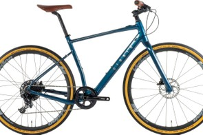 The Ribble Hybrid AL e comes with flat bars and is available from £1,899