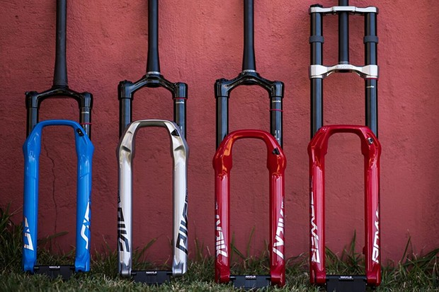 RockShox's 2020 top-end fork lineup