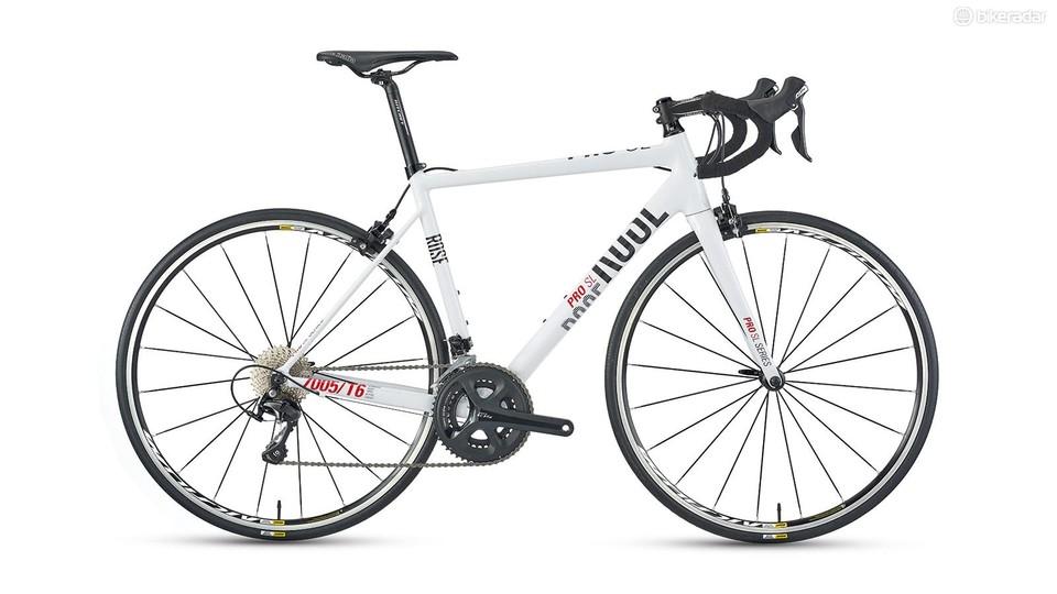 51d7665ef0c Rose Pro SL 105 review - BikeRadar