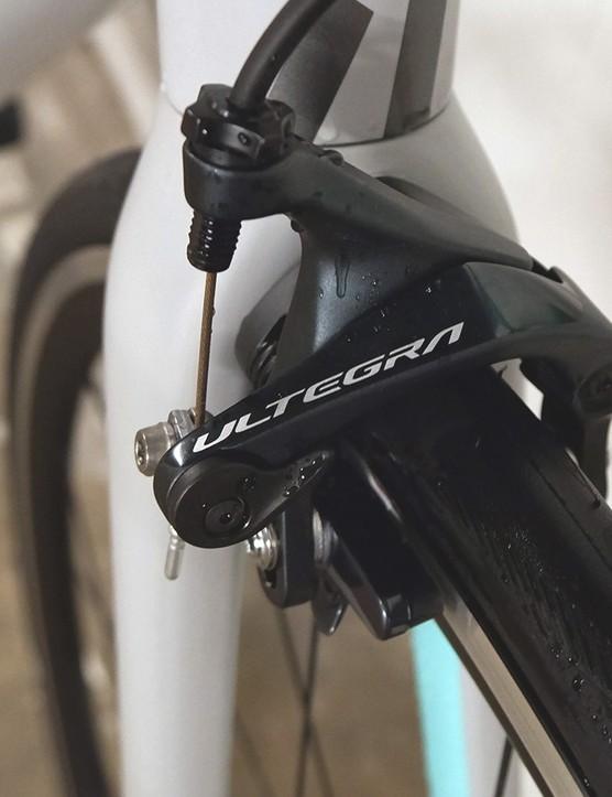 Shimano Ultegra rim brakes