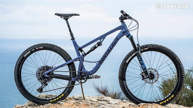 Santa Cruz might not offer great value for money, but its 5010 is still a great bike