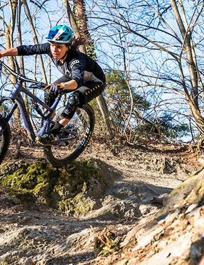 Pick your trail and the 5010 is flat-out fun