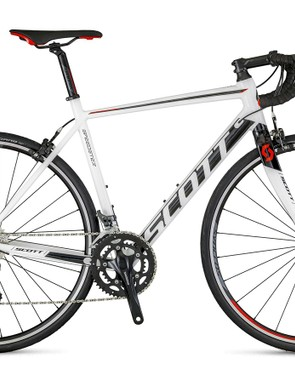 Scott's entry-level Speedster 40 has been redesigned for 2018