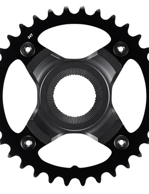STEPS is getting its own 12-speed components