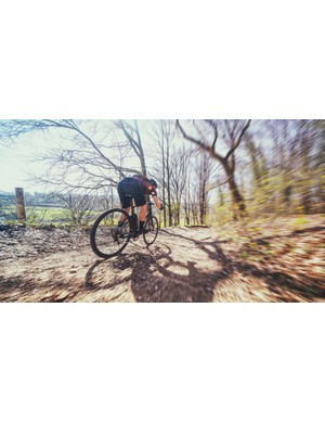 Judging by the press photos Shimano supplied, the brand is serious about gravel