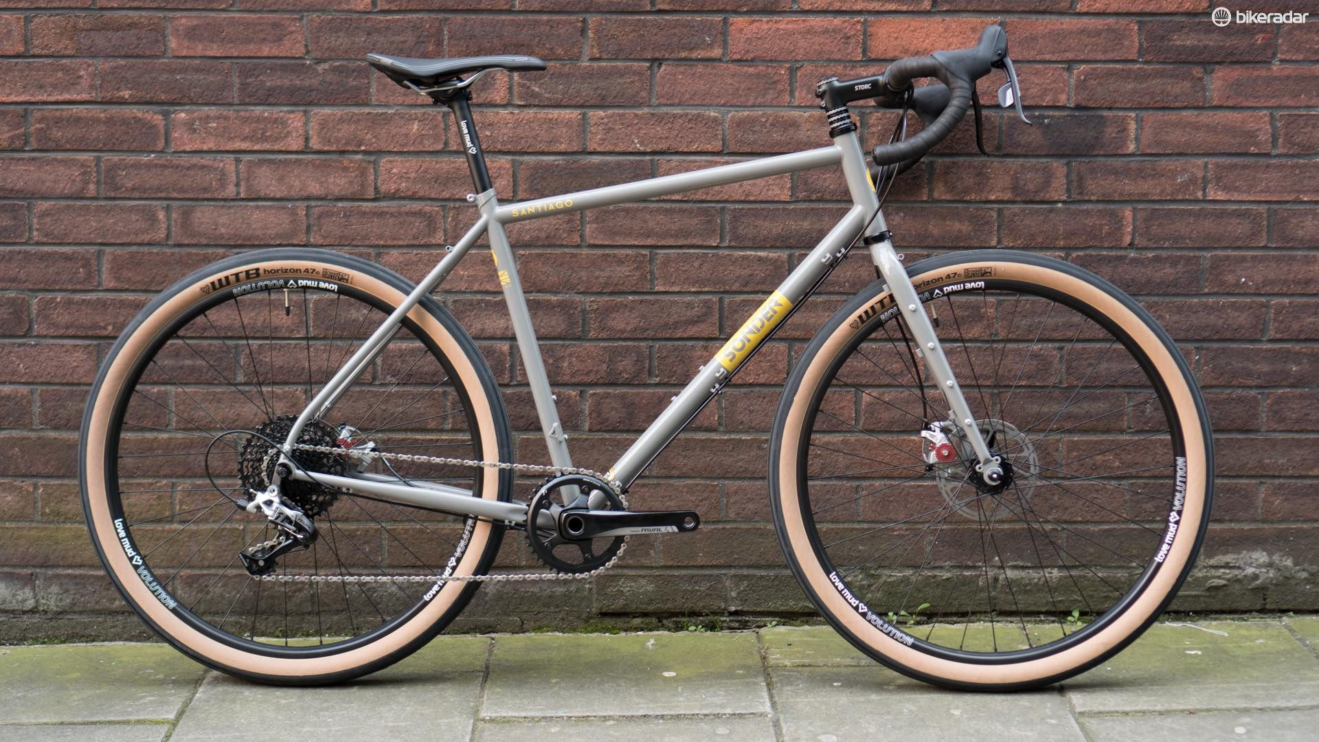 The Sonder Santiago is a rather handsome do-it-all machine