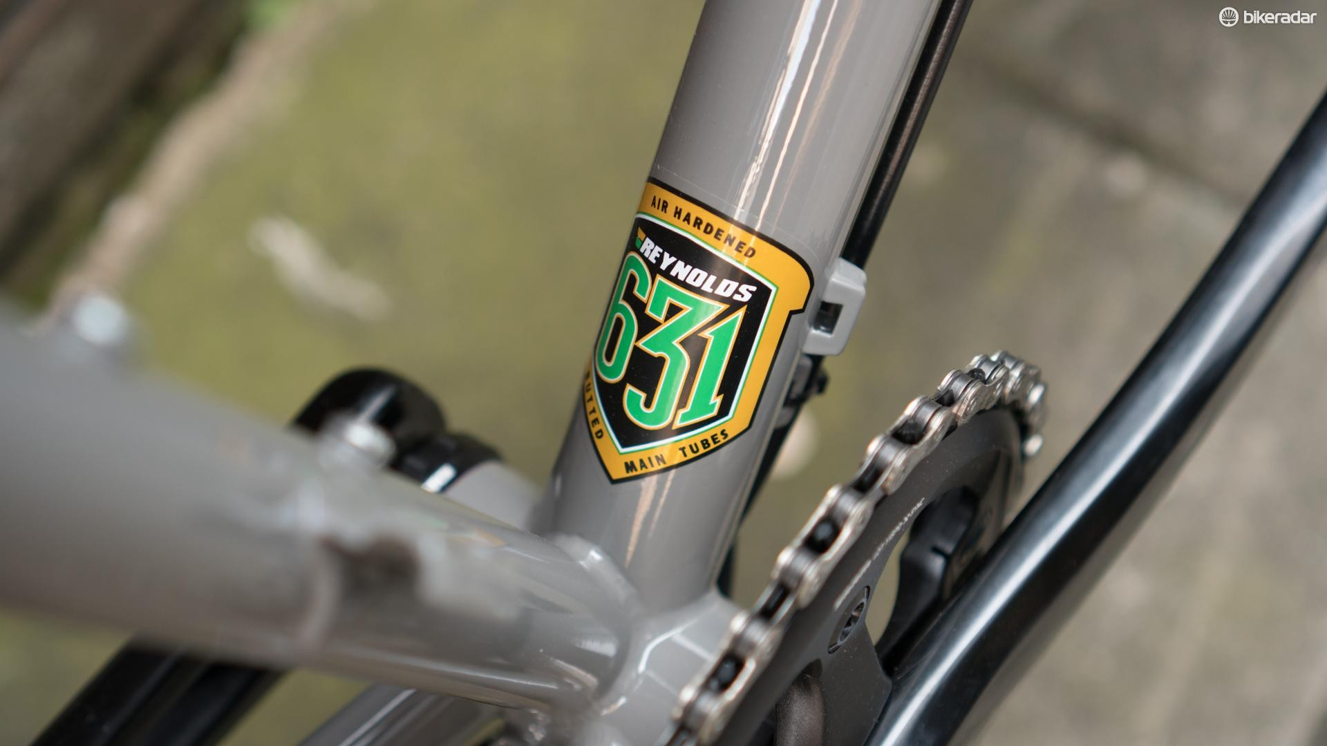 Reynolds 631 is an evolution of the iconic 531, a durable steel that's ideal for touring bikes