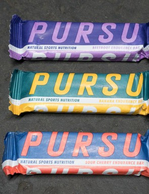 Pursu's bars tick a lot of eco-friendly and health boxes