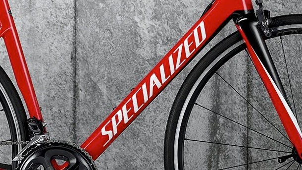 Specialized is one of the biggest bike brands in the world