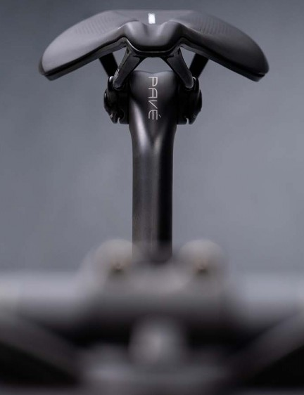 The Body Geometry Power saddle comes as standard