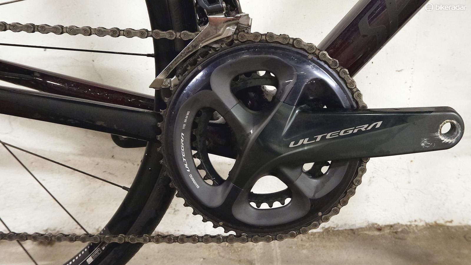 a2d81dfaf43 Specialized Women's Tarmac Disc Comp review - BikeRadar