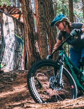 The Juliana Strega is a trail-slaying, confident and fun bike for all-mountain and enduro adventures