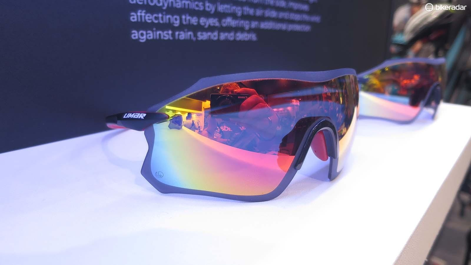 Or a rather bling-looking flash mirror lens