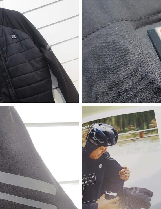 Agu may have made the warmest winter rider's jacket ever