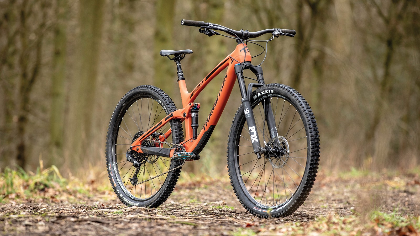 Transition Smuggler GX full suspension mountain bike