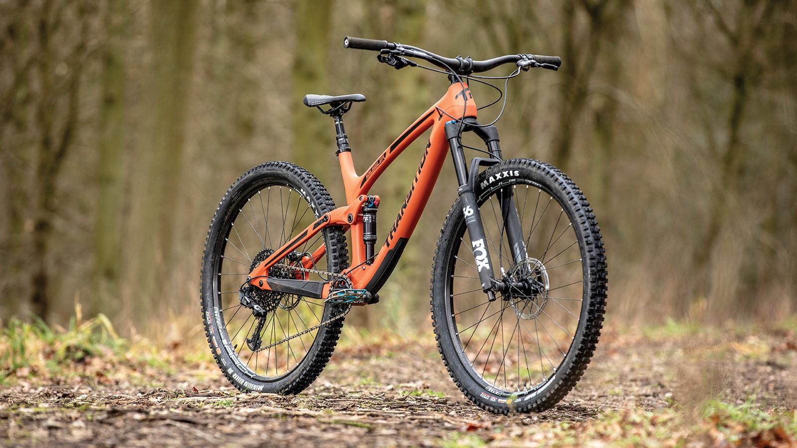 Transition Smuggler GX full suspension mountain bike