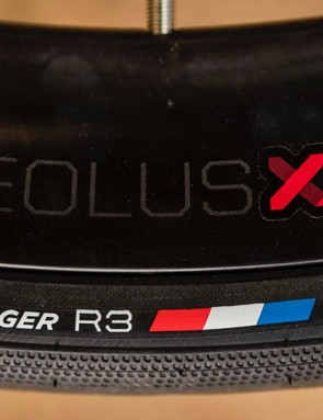 The R3 Hard-Case Lite tires have been completely revamped with a new compound and tread pattern