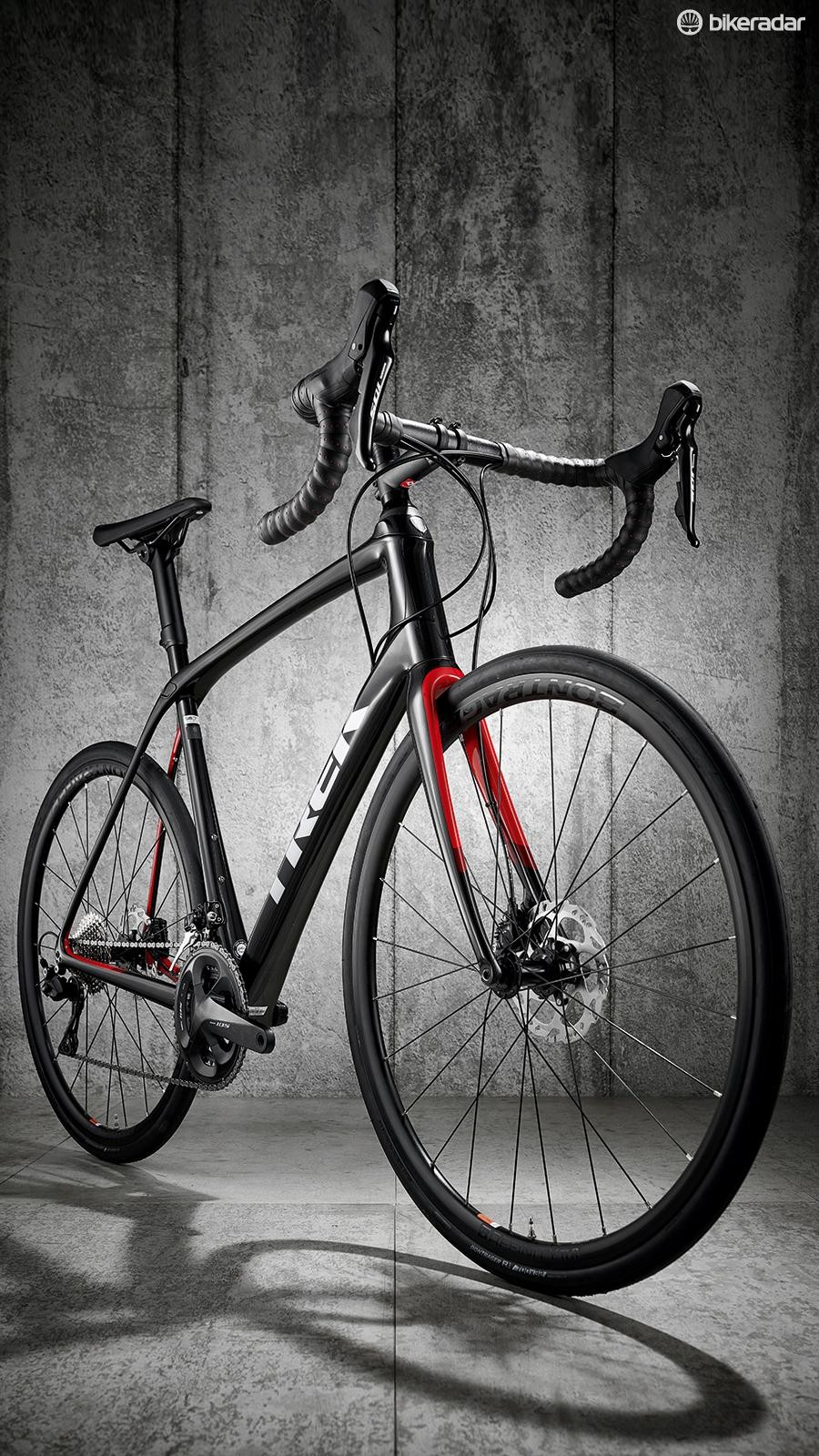 ec006d9ffd2 Trek's Domane SL 5 Disc Courtesy. All but the most extreme gravel tracks  fall well within its grasp