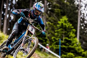 Can Danny Hart make it four in a row and win the World Champs?