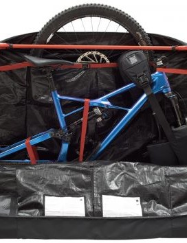 The Savage features an internal roll cage