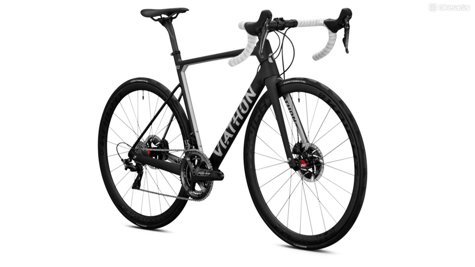 Dura-Ace mechanical, Zipp finishing kit and Knight carbon clinchers for under $6k