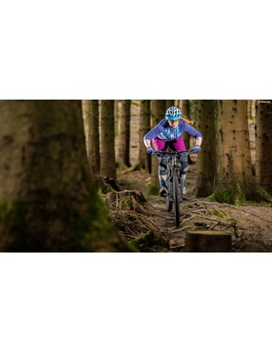 Most women's mountain bikes will have suspension tuned to suit lighter riders