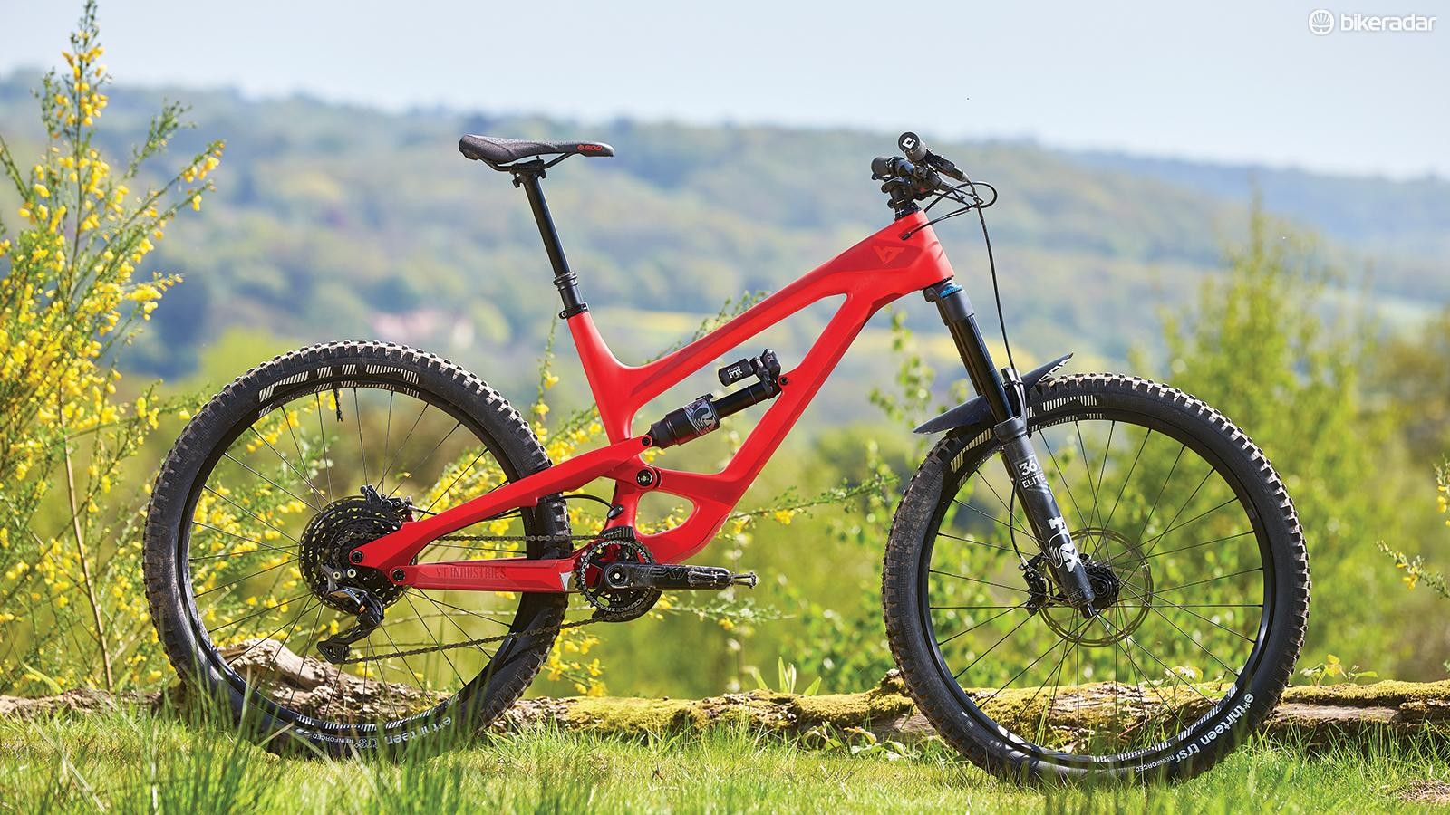The new Capra is longer and sleeker-looking, with more progressive suspension