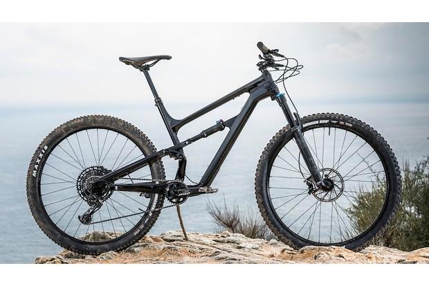 The Cannondale Habit is a 'true' trail bike