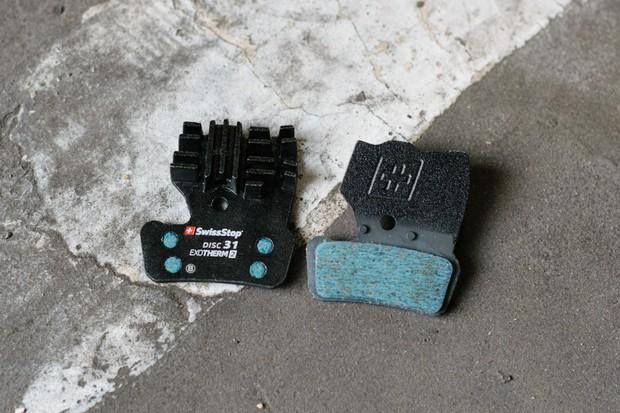 SwissStop ExoTherm 2 brake pads