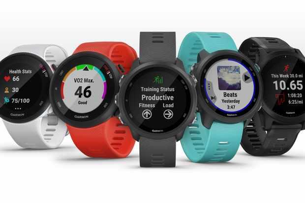 New Garmin Forerunner GPS smartwatches — Forerunner 945, Forerunner