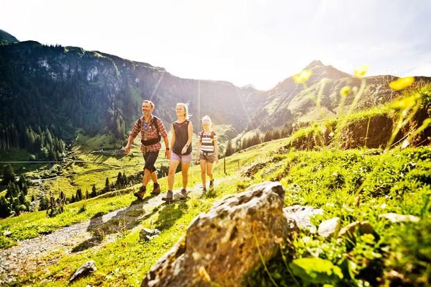 Hiking in Saalbach Hinterglemm