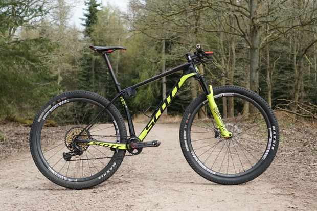 Scott Scale 900 XC bike