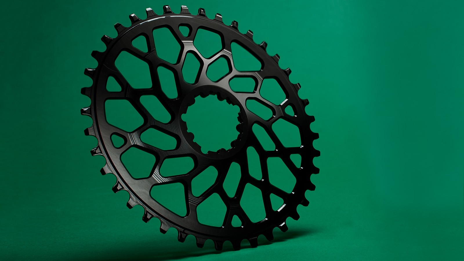 Road bike Direct Mount chainring