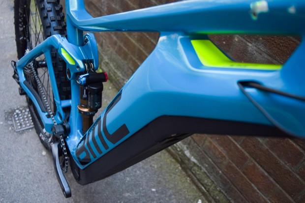 BMC Trailfox AMP SX electric mountain bike