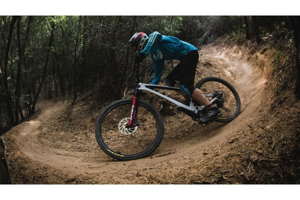 Bold Unplugged enduro mountain bike