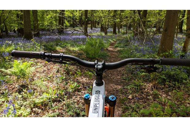 Fox 36 GRIP2 mountain bike suspension fork