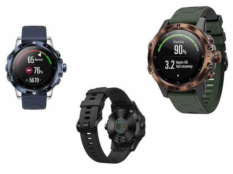 Coros claims to have made the most powerful GPS watch ever built