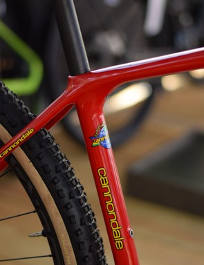 tubes on the cannondale f-si