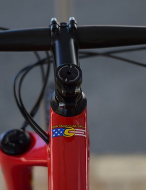cannondale f-si stem and fork