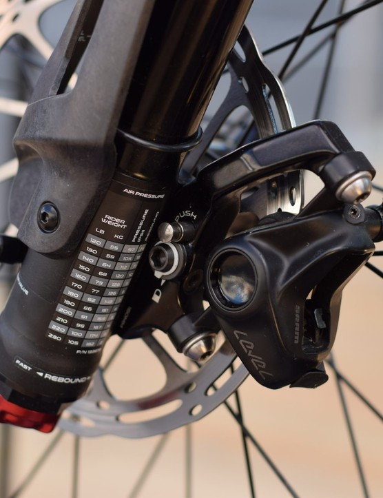 cannondale lefty axle