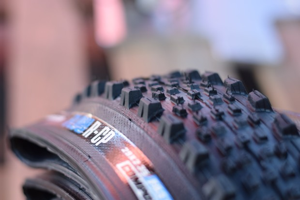 photo of some tyres