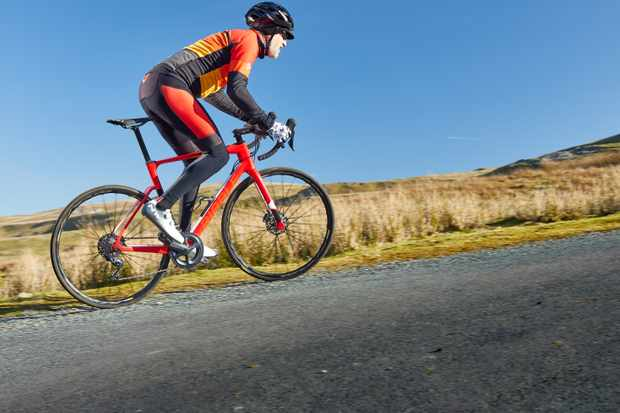 Content director Rob Spedding's Ribble Endurance SL disc long-termer