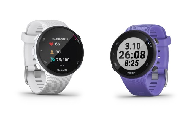 The Garmin Forerunners 45 and 45S