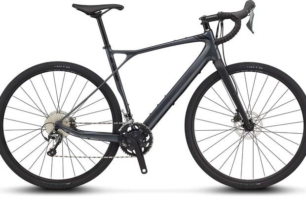 GT's carbon frame Grade