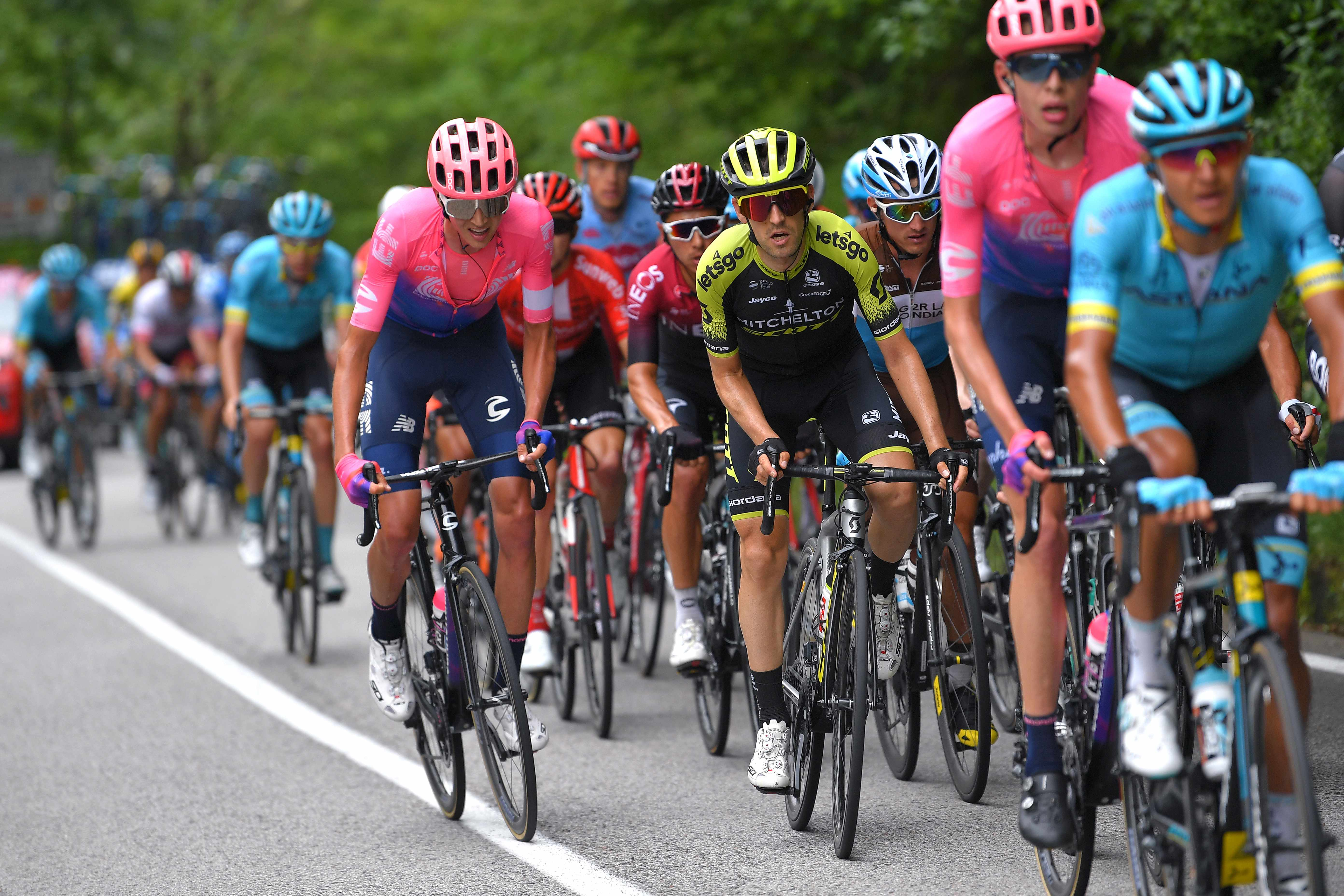 Stage 15 of the 2019 and 102nd Giro d'Italia